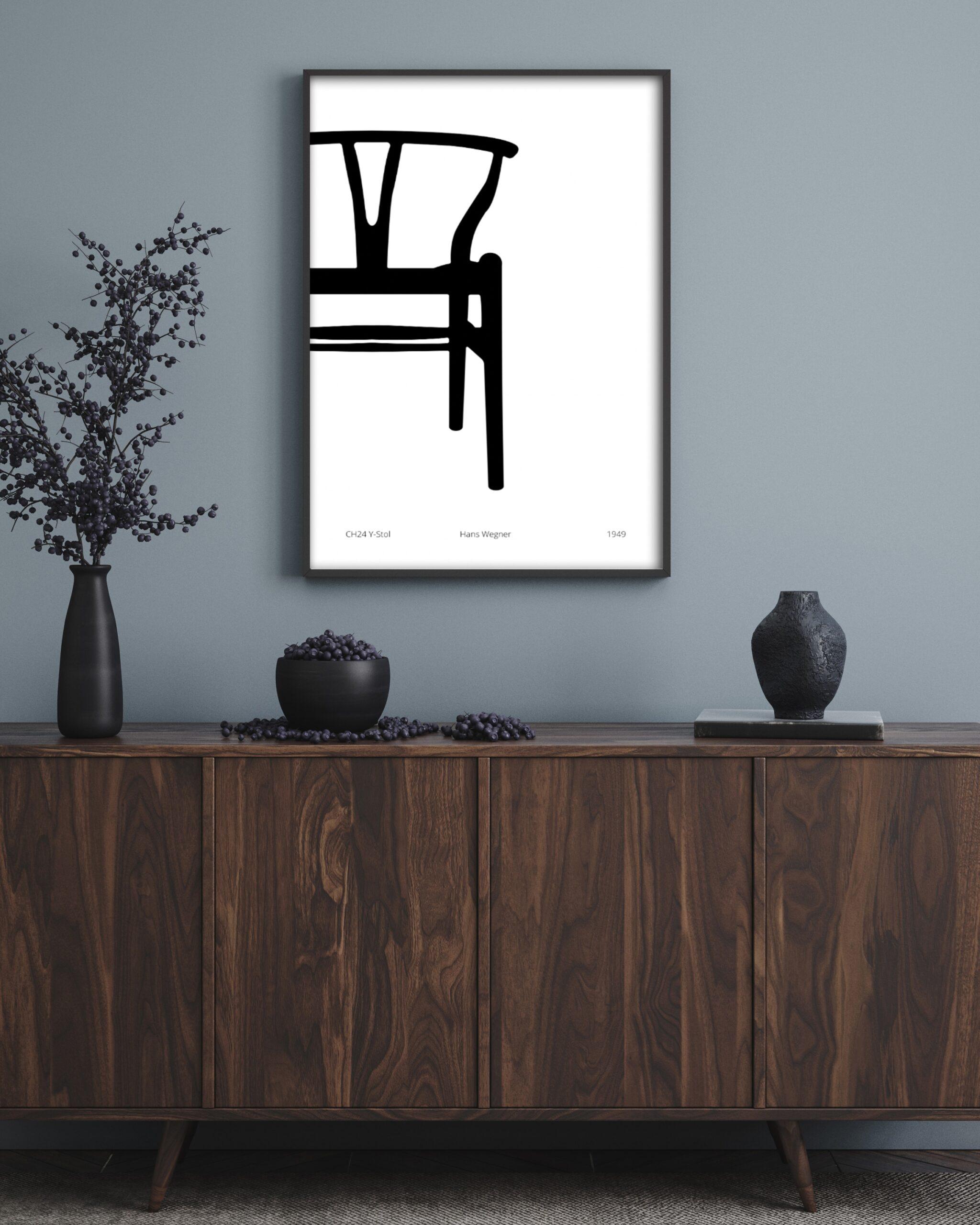 Artsy / artsy svartvita posters